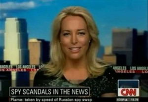 Valerie Plame about Russian Spies and about Google